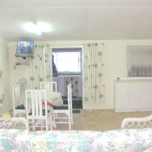Dinning Room of Barbados Beach Cottage